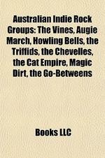 Australian Indie Rock Groups