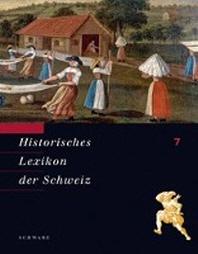 Historisches Lexikon Der Schweiz (Hls). Gesamtwerk. Deutsche Ausgabe