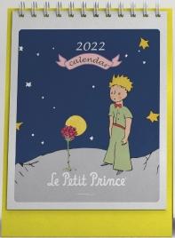 어린왕자 마음의 눈으로 보이는 것들 탁상 달력(소형)(2022)