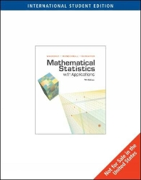 Mathematical Statistics : with Applications