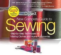 The New Complete Guide to Sewing