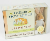 Guess How Much I Love You [With Toy Rabbit]