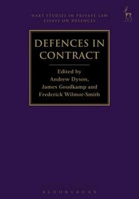 Defences in Contract