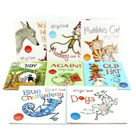 Emily Gravett Picture Book collection 8 Books Set