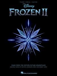Frozen 2 Piano/Vocal/Guitar Songbook