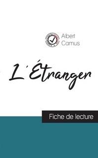 L Etranger De Albert Camus Analyse Complete De L Oeuvre