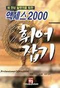 엑세스 2000 휘어잡기