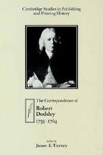 The Correspondence of Robert Dodsley