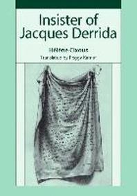 Insister of Jacques Derrida