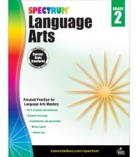 Spectrum Language Arts Grade. 2