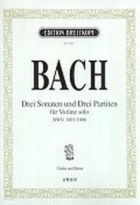 BACH Sonaten und Drei Partiten