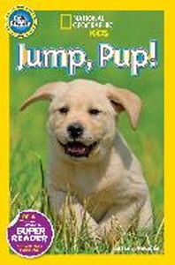 Jump, Pup!(National Geographic Kids)(Paperback)
