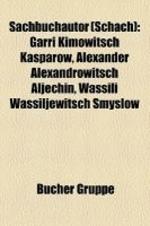 Sachbuchautor (Schach)