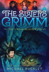 The Unusual Suspects (the Sisters Grimm #2)