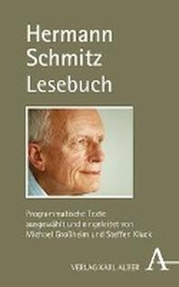 Hermann Schmitz Lesebuch