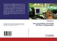Securing EVM by Threshold Multipair Cryptosystem