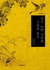 한국 근대 서화의 생산과 유통