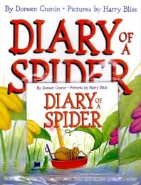 베오영 Diary of a Spider (원서&CD)