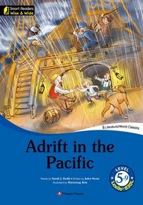 똑똑한 영어 읽기 Wise & Wide 5-9. 15소년 표류기 (Adrift in the Pacific)