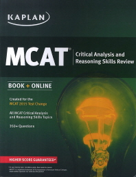 Kaplan MCAT Critical Analysis and Reasoning Skills Review
