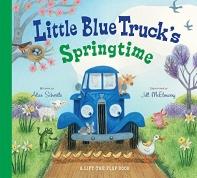 Little Blue Truck's Springtime ( Little Blue Truck )