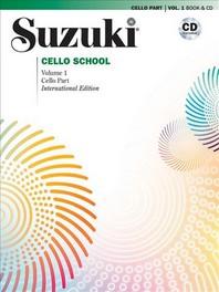 Suzuki Cello School, Vol 1