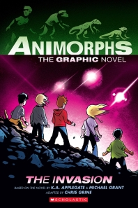The Invasion (Animorphs Graphix #1), Volume 1