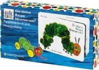Die kleine Raupe Nimmersatt - Geschenkset Pappbilderbuch mit PlanToys?-Holzraupe