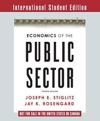 Economics of the Public Sector