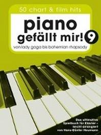 Piano gefaellt mir! 50 Chart und Film Hits - Band 9