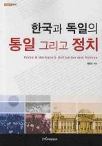 한국과 독일의 통일 그리고 정치