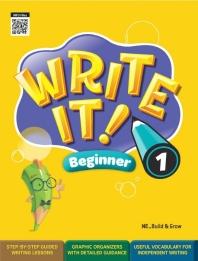 Write It! Beginner. 1 (Student Book + Workbook)
