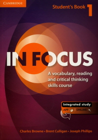 In Focus Level. 1(Student's Book with Online Resources)