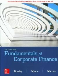 Fundamentals of Corporate Finance
