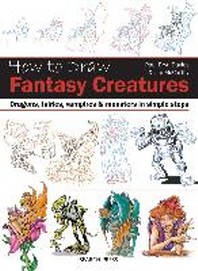 How to Draw Fantasy Creatures in Simple Steps
