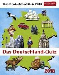Das Deutschland-Quiz - Wissenskalender 2018