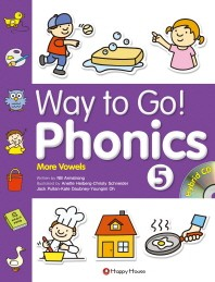 Way to GO Phonics. 5
