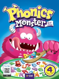 Phonics Monster 4 SB (with Readers & App)