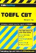 Cliffs Test Prep TOEFL CBT(CD 1장 포함)
