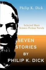 Seven Stories by Philip K. Dick