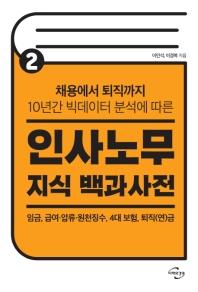 인사노무 지식 백과사전. 2