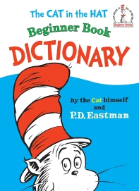 Cat in the Hat Dictionary Beginner Book H/C