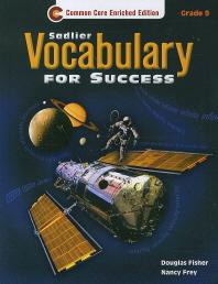 Vocabulary for Success Grade. 9