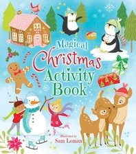 Magical Christmas Activity Book