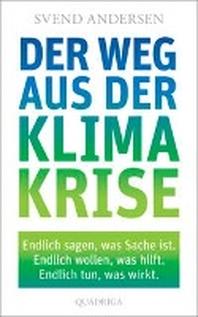 Der Weg aus der Klima-Krise
