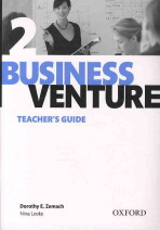 BUSINESS VENTURE. 2(TEACHERS GUIDE)