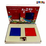 조이매스 칠교판 영재용 세트(교구1종+워크북1권)