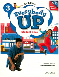 Everybody Up. 3 Student Book (with CD)