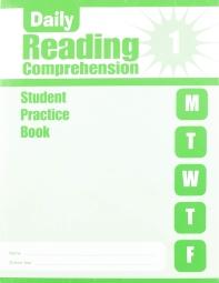 Daily Reading Comprehension, Grade 1 Sb