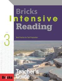 Bricks Intensive Reading. 3(Teacher's Guide)